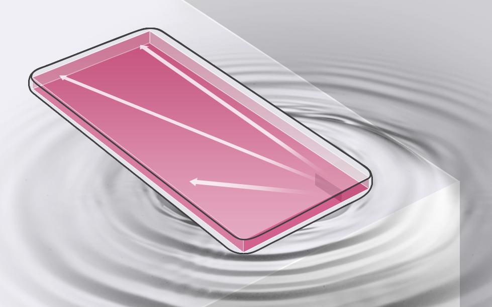 LG G7 ThinQ speaker teaser
