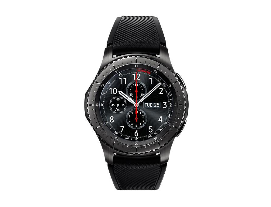 Predecessor of Gear S4 smartwatch