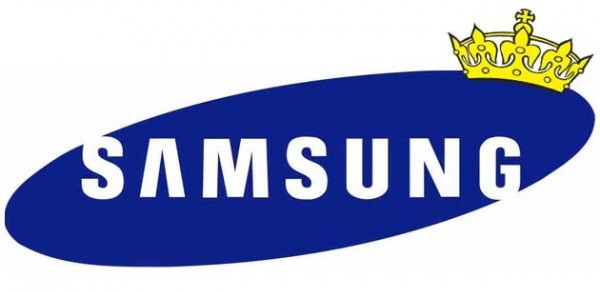 Samsung market leader