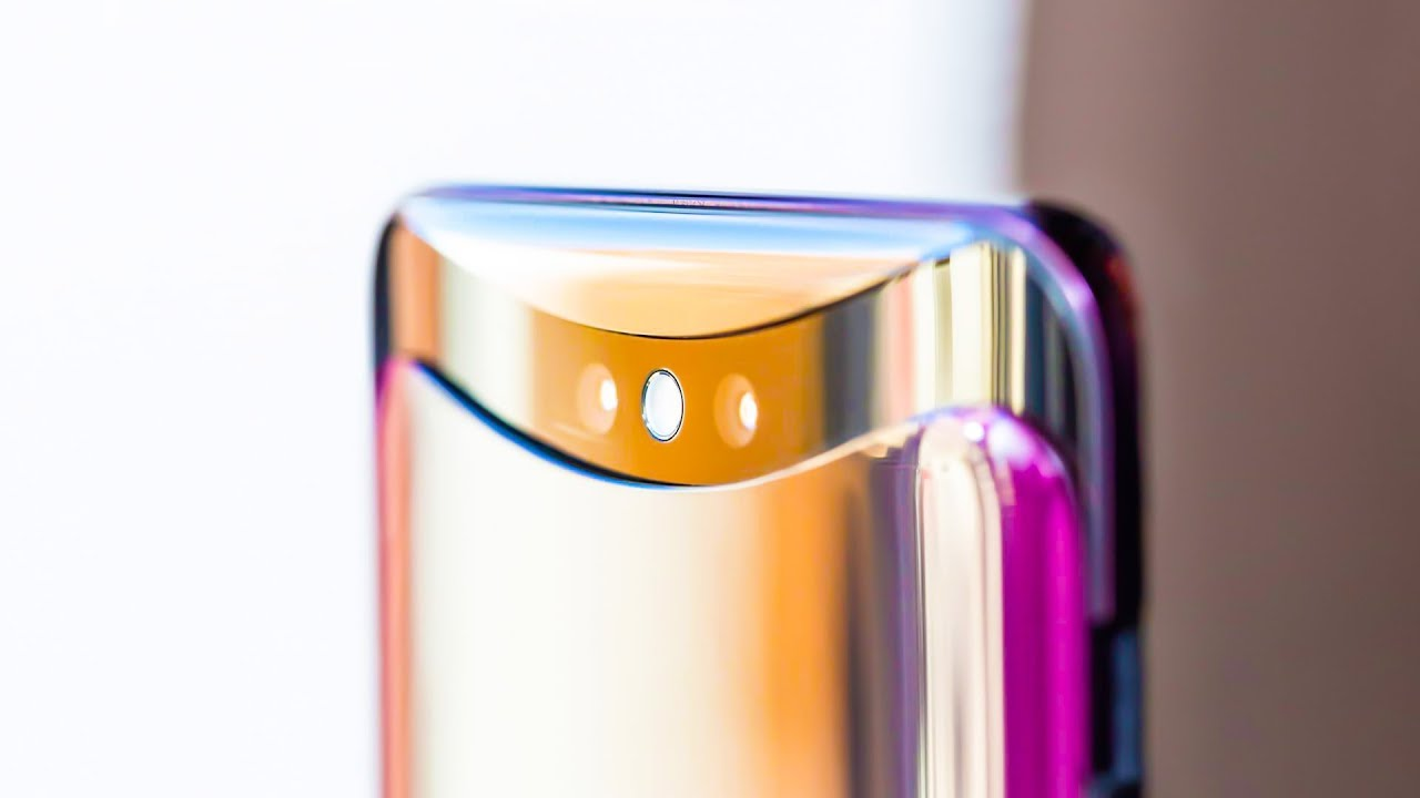 Oppo Find X primary camera