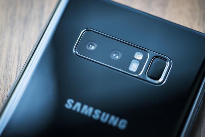 Samsungg Galaxy Note 8 camera