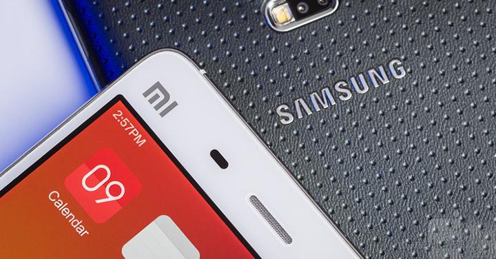 Samsung vs. Xiaomi