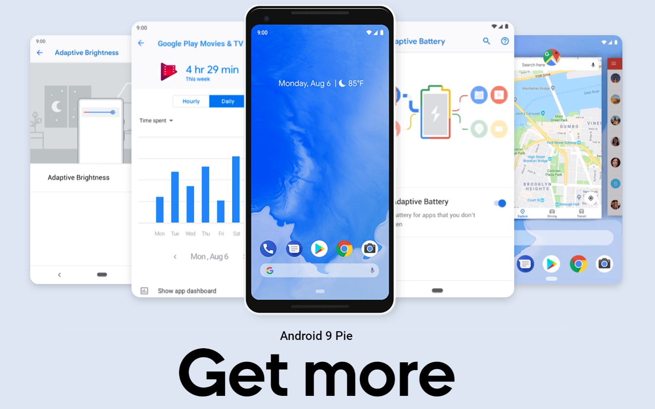 Android Pie announced
