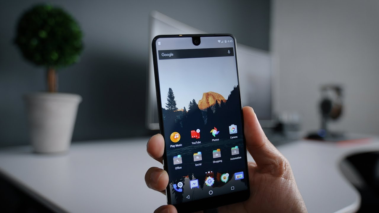 Essential Phone deal at $224