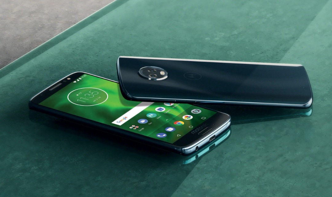 Moto G6 Press Image