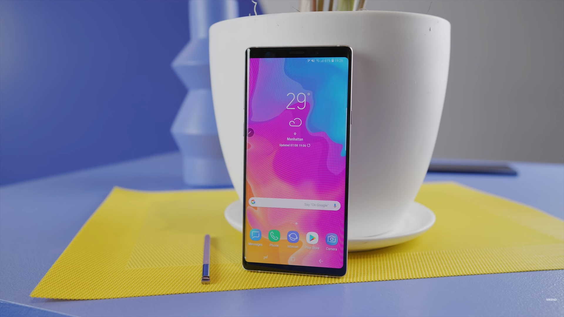 Samsung Galaxy Note 9 launches, starting at $999