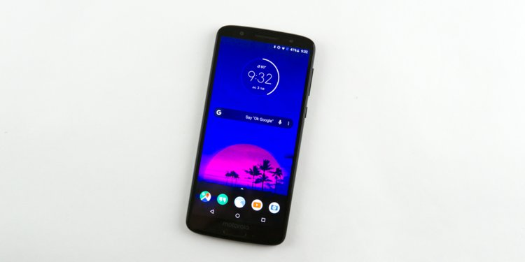 Steps to Root Moto G6
