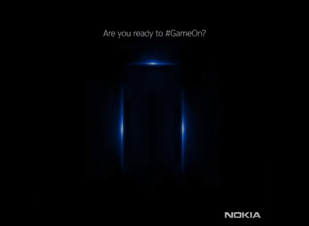 Nokia gaming smartphone teaser
