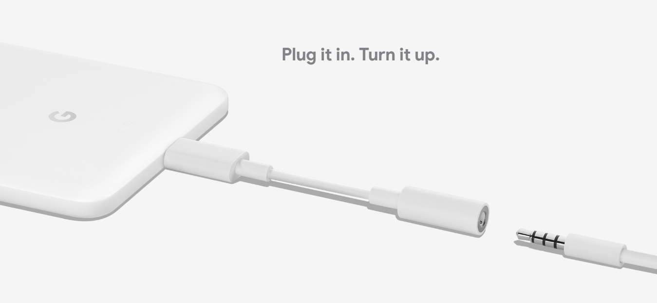 Improved USB-C dongle for Pixel devices