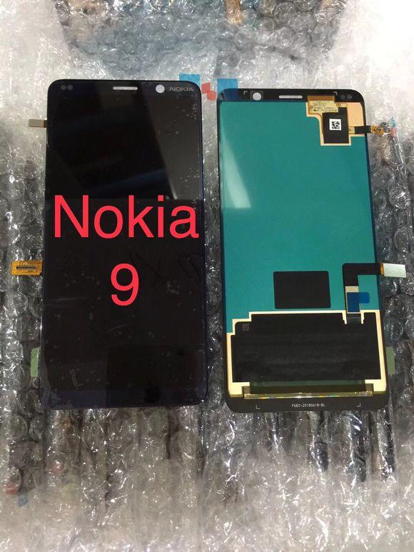 Nokia 9 panel
