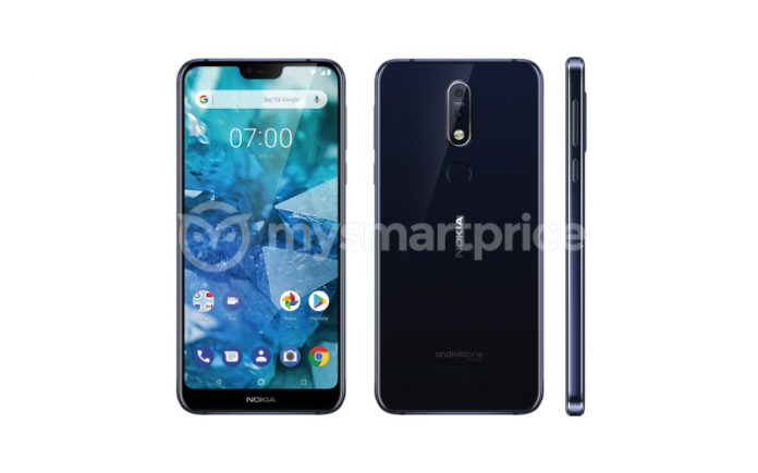 Nokia X7 official renders