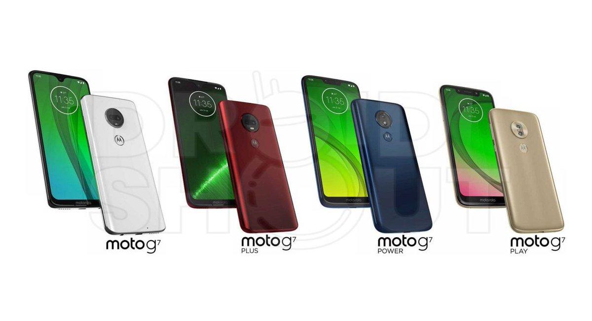 Moto G7 Leaked