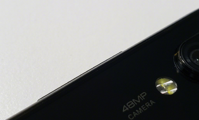 Xiaomi Phone with 48 megapixel camera