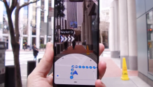 Google Maps AR-based Navigation