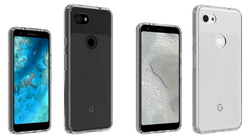 Google Pixel 3a and Pixel 3a XL Leaked