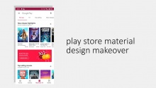 Google Play Store is about to get the material design makeover 1