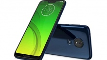 Moto G7 Power header