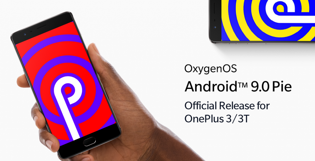 Android Pie update for OnePlus 3 and 3T