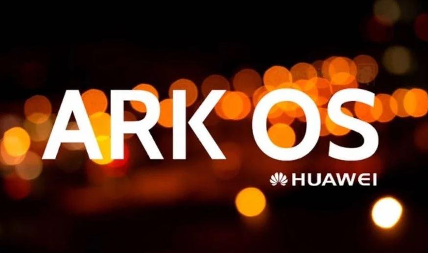 Ark OS - Huawei Trademark in EU