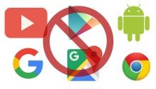 google services ban huawei