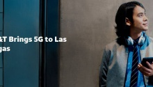 AT&T rolls out 5G in Las Vegas for its business customers 1