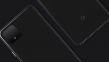 Google Pixel 4 back teased