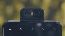 Asus Zenfone 6 Flip Camera