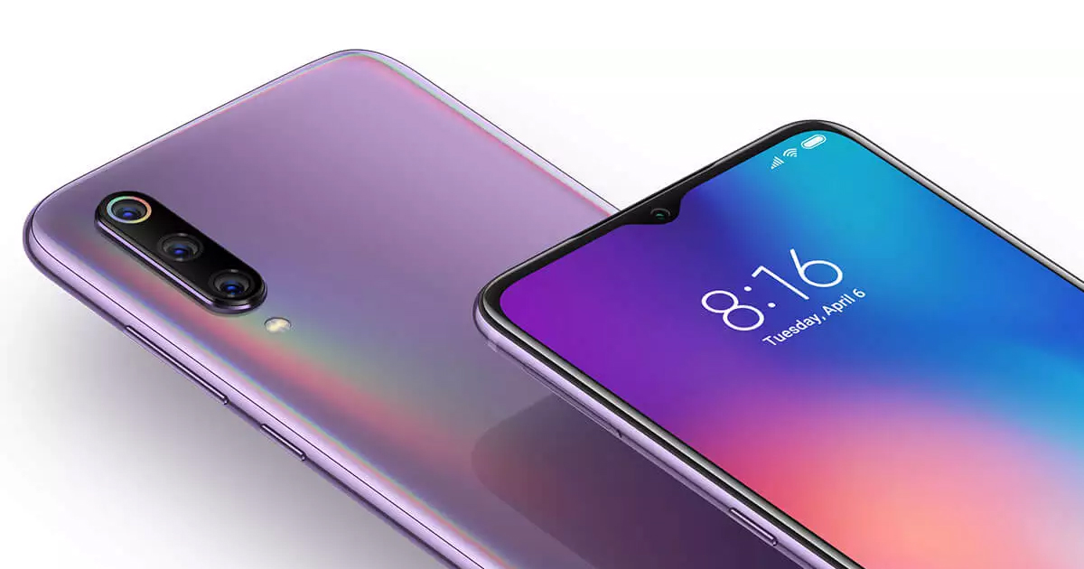 Xiaomi MI 9 5G Mock