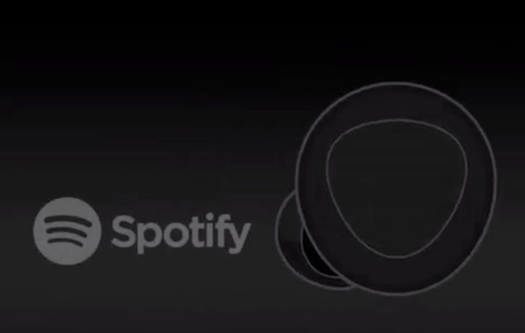 Samsung Galaxy Buds - Spotify