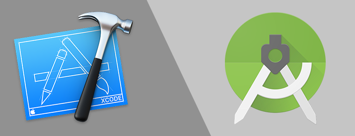 xcode vs android studio