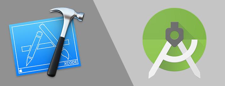 xcode vs android studio